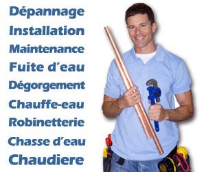 Service plombier Gagny